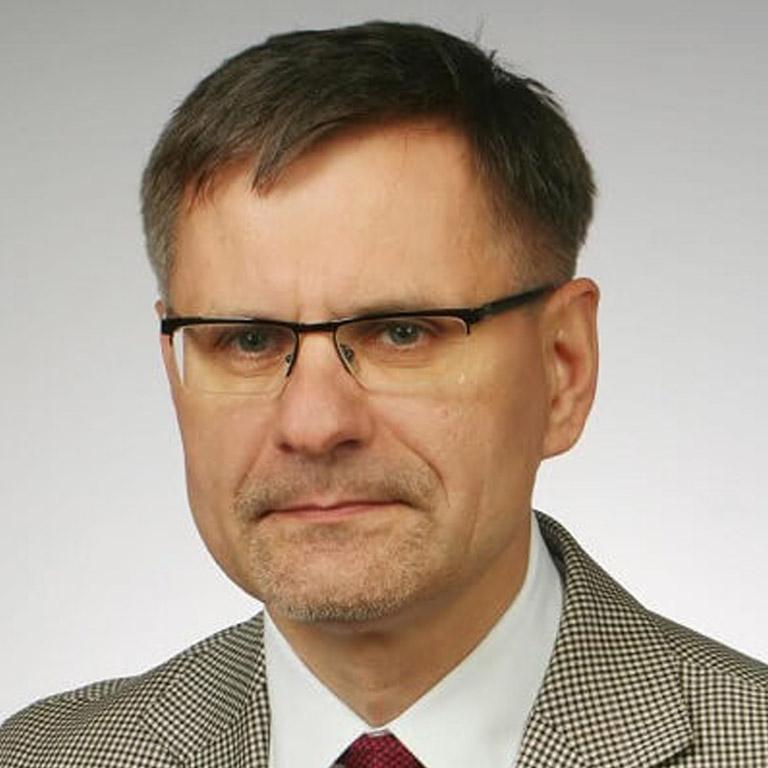 Dr hab. n.med. Andrzej Brodkiewicz prof. nadzw. PUM